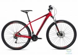 Велосипед Orbea MX 27 40 18 S Red-Black 2018