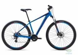 Велосипед Orbea MX 27 50 18 L Blue - Red 2018