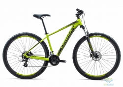 Велосипед Orbea MX 27 50 18 L Pistach - Black 2018