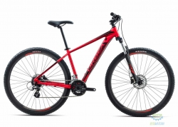 Велосипед Orbea MX 27 50 18 L Red - Black 2018