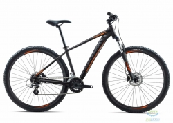 Велосипед Orbea MX 27 50 18 M Black - Orange 2018