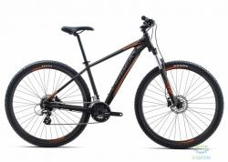 Велосипед Orbea MX 27 50 18 M Black - Orange 2018