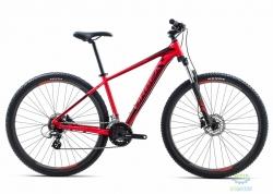 Велосипед Orbea MX 27 50 18 S Red - Black 2018
