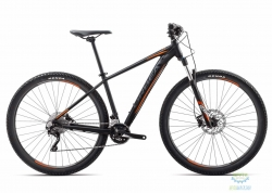 Велосипед Orbea MX 29 10 18 M Black-Orange 2018