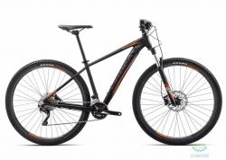 Велосипед Orbea MX 29 10 18 M Black-Orange 2018