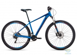 Велосипед Orbea MX 29 20 18 M Blue-Red 2018