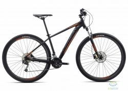 Велосипед Orbea MX 29 40 18 L Black - Orange 2018