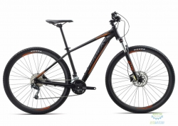 Велосипед Orbea MX 29 50 18 L Black - Orange 2018