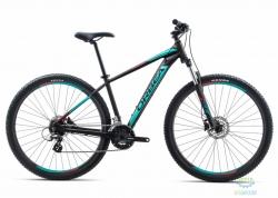 Велосипед Orbea MX 29 50 18 XL Black - Turquoise - Red 2018