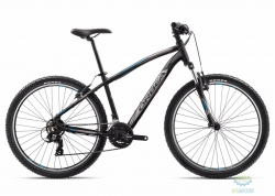 Велосипед Orbea SPORT 30 18 L Black - Blue 2018