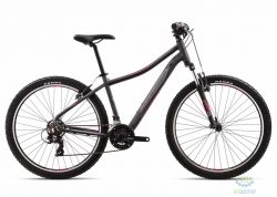 Велосипед Orbea SPORT 30 ENTRANCE 18 S Anthracite - Pink 2018