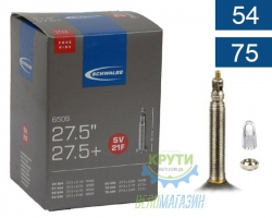 Камера 27,5 (54/75-584) Schwalbe SV21F Extra Light 40мм EK