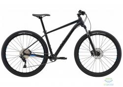 Велосипед 29 Cannondale TRAIL 5 рама - X 2018 BLK черный матовый