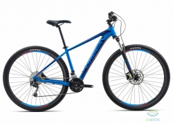 Велосипед Orbea MX 27 40 18 M Blue - Red 2018