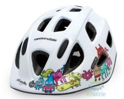 Шлем детский Cannondale BURGERMAN Colab WH XS/S
