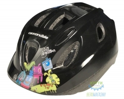 Шлем детский Cannondale BURGERMAN Colab черный XS/S