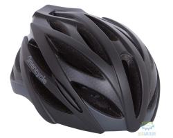 Шлем Green Cycle New Alleycat размер 54-58см для города/шоссе черно-серый матовый