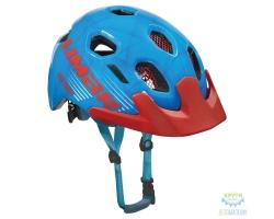 Шлем Limar YOUTH CHAMP размер M 52-58см сине-красный