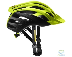 Шлем Mavic CROSSMAX SL PRO L (57-61см) Safety Yellow желтый