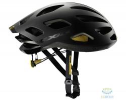 Шлем Mavic CXR ULTIMATE размер S (51-56см) Black/Black черный
