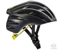 Шлем Mavic KSYRIUM PRO размер M (54-59см) Black/Yellow черно-желтый