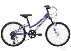 Велосипед 20 Radius Ponyridge AL рама- 10.5 Gloss Purple/Gloss White/Gloss Chrome