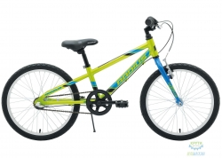 Велосипед 20 Radius Trailraiser 3 рама- 10.5 Gloss Lime/Gloss Blue/Gloss Black