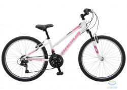 Велосипед 24 Radius Crystal AL рама- 13 Gloss White/Gloss Pink/Gloss Charcoal