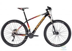 Велосипед Lapierre PRORACE 229 45 M Black/Orange 2016