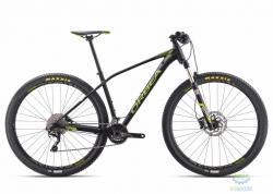 Велосипед Orbea ALMA 27 H50 18 M Black - Pistachio 2018