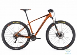 Велосипед Orbea ALMA 29 H50 18 M Orange - Black 2018