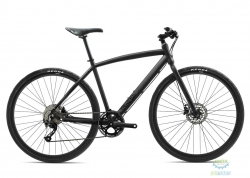 Велосипед Orbea CARPE 20 18 XL Black 2018