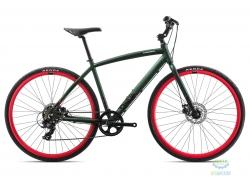 Велосипед Orbea CARPE 40 18 L Green - Red 2018