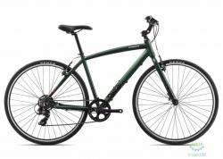 Велосипед Orbea CARPE 50 18 M Green - Red 2018