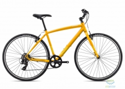 Велосипед Orbea CARPE 50 18 M Yellow 2018