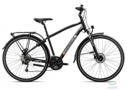 Велосипед Orbea COMFORT 10 PACK 18 XL Anthracite-Orange 2018
