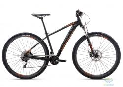 Велосипед Orbea MX 27 20 18 M Black-Orange 2018