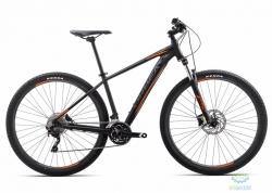 Велосипед Orbea MX 29 30 18 L Black - Orange 2018