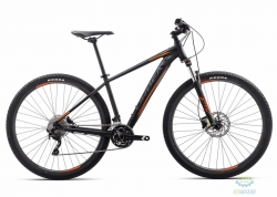 Велосипед Orbea MX 29 30 18 XL Black - Orange 2018