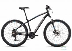 Велосипед Orbea SPORT 10 18 M Black - Blue 2018
