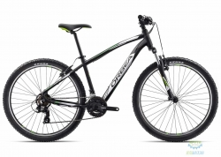 Велосипед Orbea SPORT 30 18 S Black - White 2018