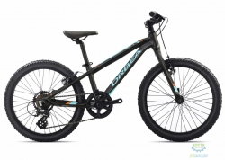 Велосипед Orbea MX 20 DIRT 18 Black - Green 2018