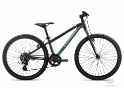 Велосипед Orbea MX 24 DIRT 18 Black - Green 2018