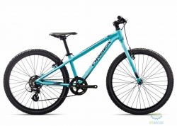 Велосипед Orbea MX 24 DIRT 18 Blue - Pink 2018