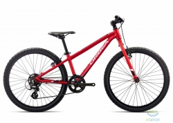Велосипед Orbea MX 24 DIRT 18 Red - White 2018