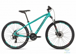 Велосипед Orbea MX 26 DIRT 18 XS Green - Red 2018