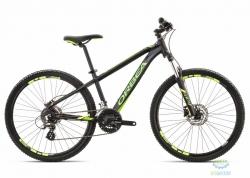Велосипед Orbea MX 26 XC 18 XS Black - Green - Yellow 2018