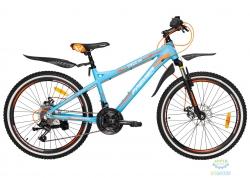 Велосипед 24 Premier Eagle Disc 15 Turquoise 2018