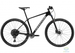Велосипед 29 Cannondale F-Si Crb 5 рама - S 2019 BLK