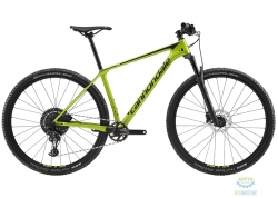 Велосипед 29 Cannondale F-Si Crb 5 рама - S 2019 GRN